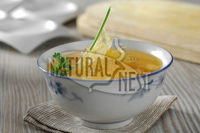 Swallows nest soup